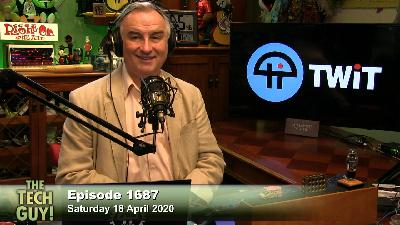 Leo Laporte - The Tech Guy: 1687
