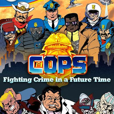 COPS (feat. Andray Domise)