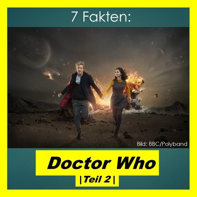 7 Fakten: Doctor Who  Teil 2 