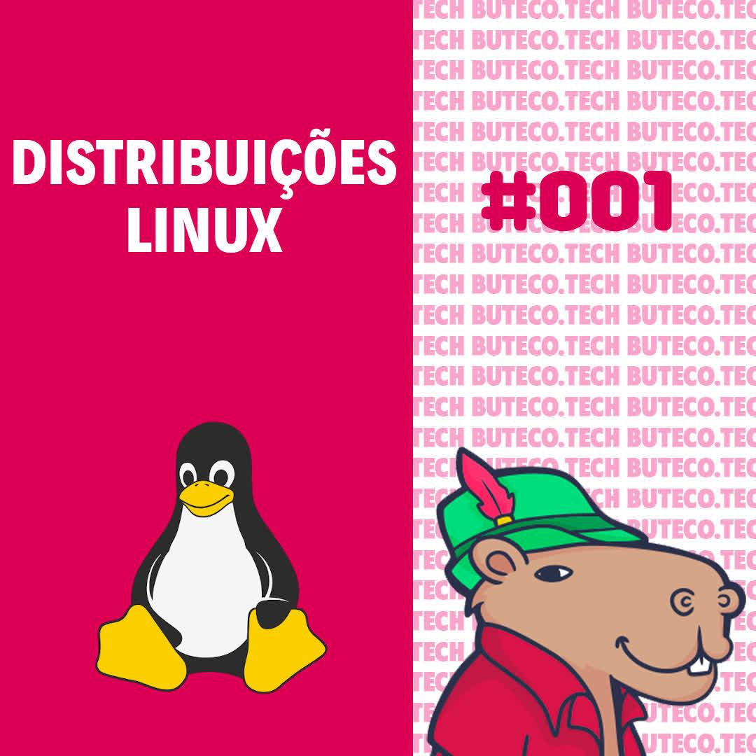 Distribuições Linux