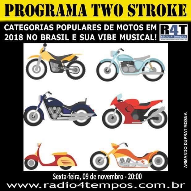 Rádio 4 Tempos - Two Stroke 57