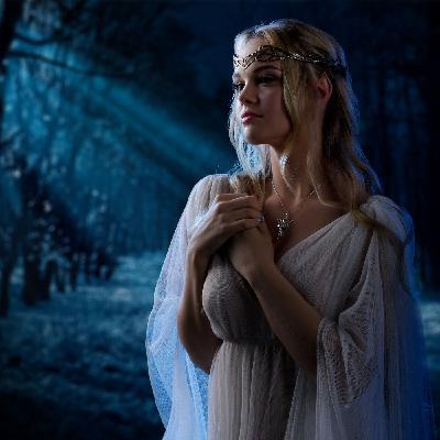 The Elf Maiden