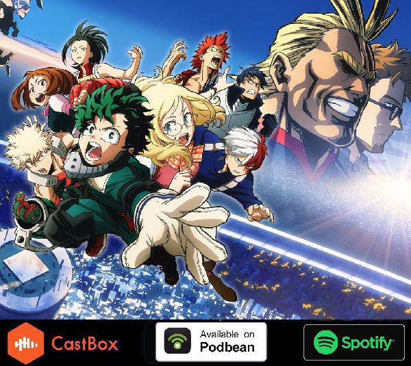 My Hero Academia Movie: Two Heroes Discussion