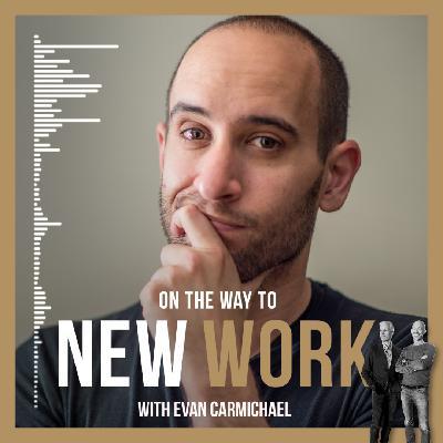 #257 mit Evan Carmichael, 2.6 million YouTube subs, Forbes Top 40 Social Marketers, Inc Top 100 Leadership Speakers