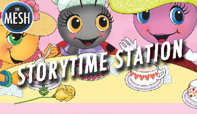 Storytime Station: Shelby's Tea Time