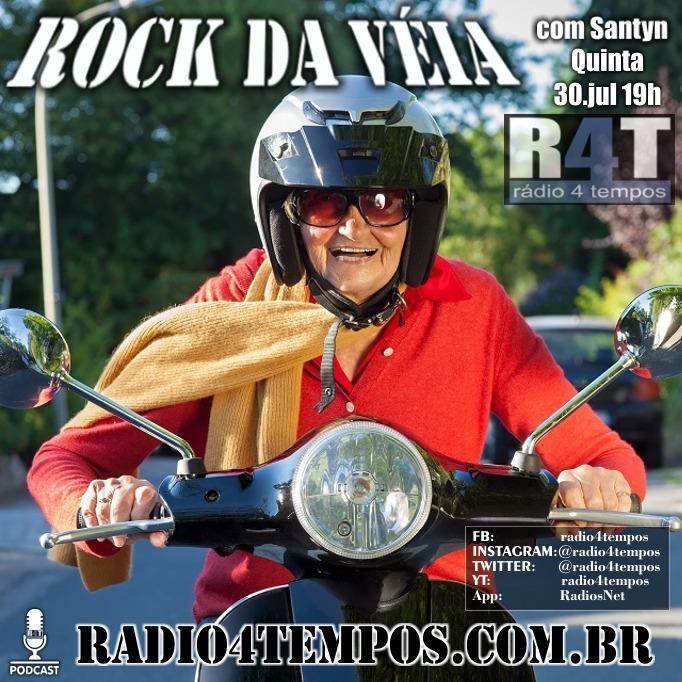 Rádio 4 Tempos - Rock da Véia 79:Rádio 4 Tempos