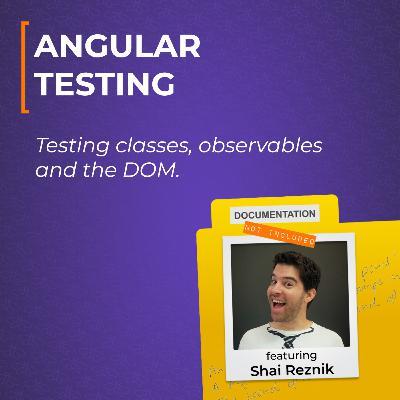 Angular Testing (Sorta!)