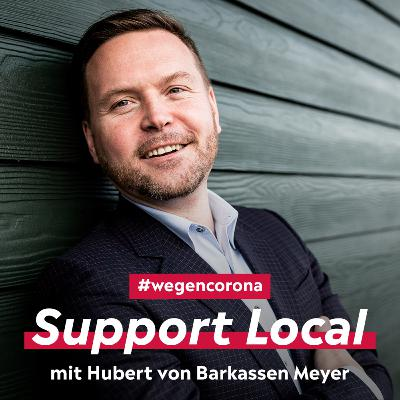Support Local: 10 Fragen an Hubert von Barkassen-Meyer ⚓️