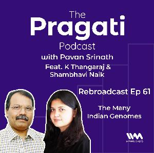 Ep. 61: (Rebroadcast) The Many Indian Genomes