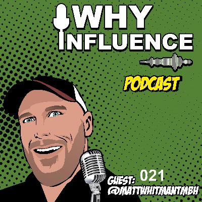Matt Whitman Shares His Why Behind The Ten Minute Bible Hour Podcast.   021