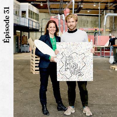 #31 | Élisa Yavchitz & Marius Hamelot - Le plastique, ça peut être fantastique