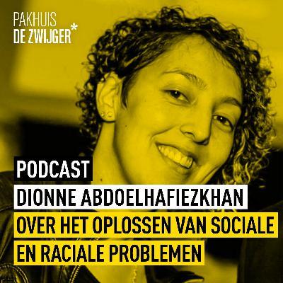 Dionne Abdoelhafiezkhan over het oplossen van sociale en raciale problemen.