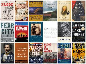 The BackStory Holiday Book Show: 19 History Books for the  Holiday Season
