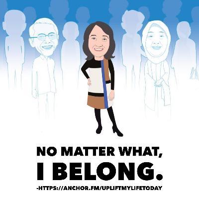 #26 - No matter what, I belong - Rachelle Furer (Part 3 out of 3)