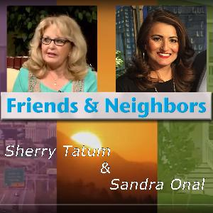 Twelve Inches From the Heart to the Brain on Friends and Neighbors with Sherry Tatum and Kelly Ingram