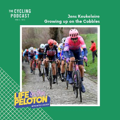 74: Life in the Peloton – Jens Keukeleire