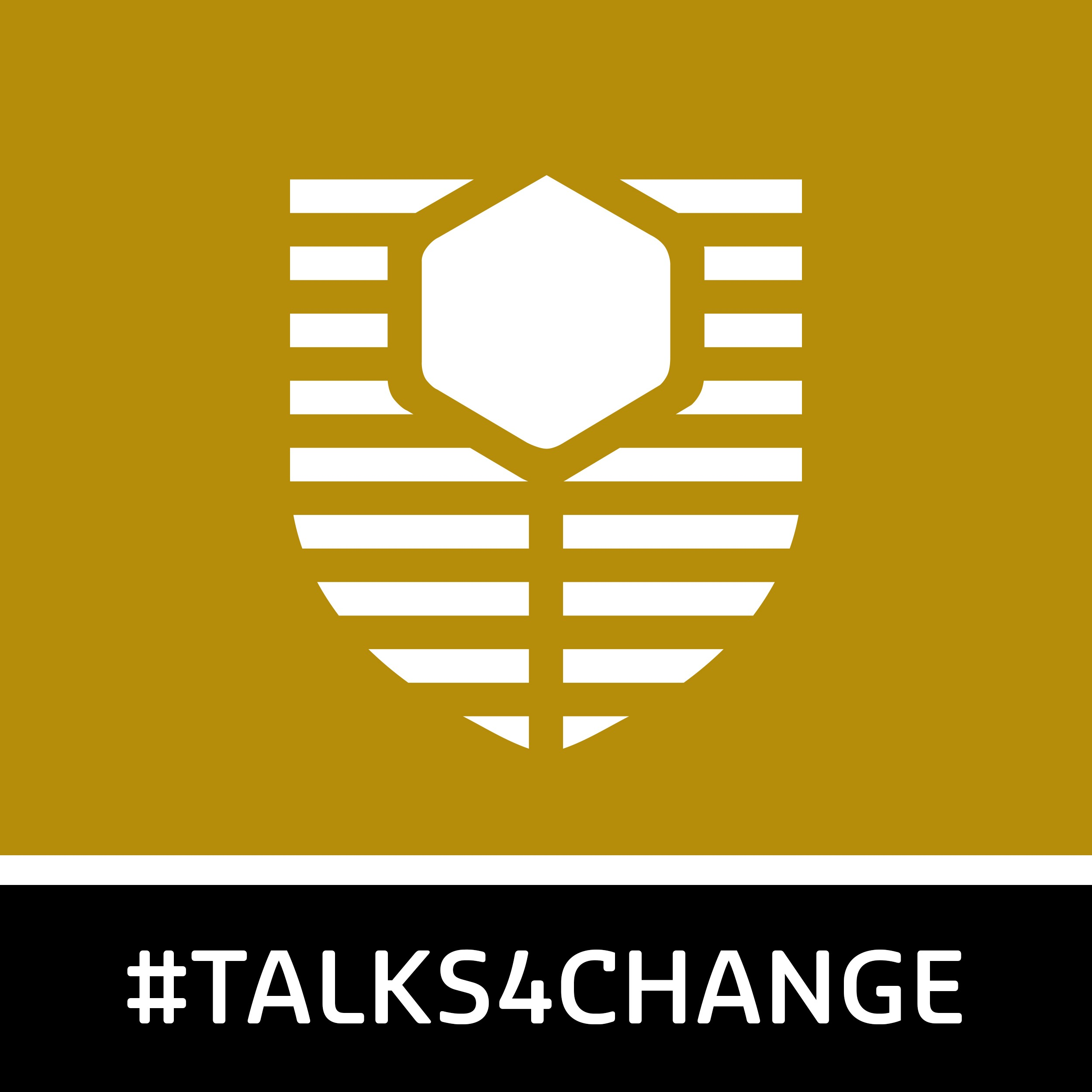 #Talks4Change with Rebecca Gorjy