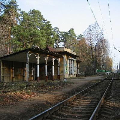 Станция Узловая