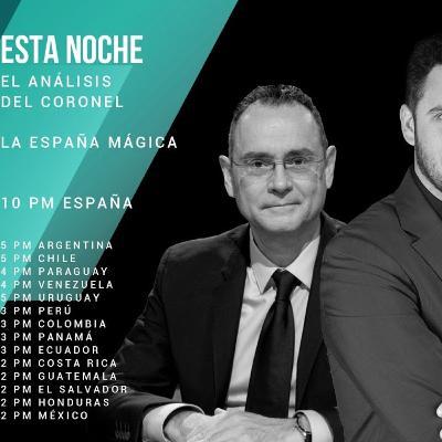 """1x24 """"La nueva guerra fría"""" y """"La España Mágica"""" en #LaEstirpedelosLibres"""