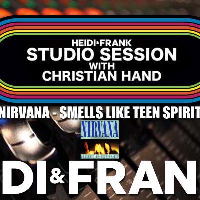HF Studio Session With Christian James Hand 09/27/21
