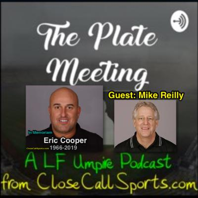 Episode 20 - Mike Reilly Remembers Longtime Crew Mate Eric Cooper