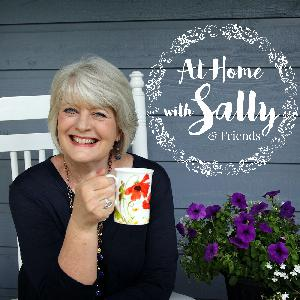 Celebrating 10 Million Downloads on At Home With Sally & Giveaway - Episode #435