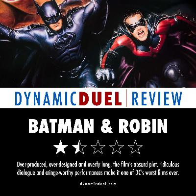 Batman & Robin Review