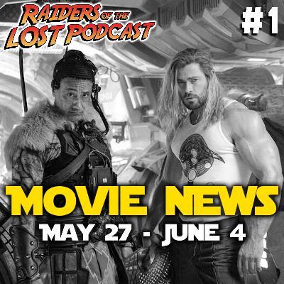 Movie News #1 | Thor 4, Loki, A Quiet Place, Cruella, Wedding Crashers 2, Avengers Campus, etc.