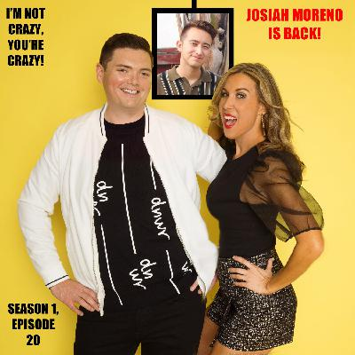 Season 1 Episode 20 - Comedians Sheltering In Place, a Joke Set-Up or Tragedy? (feat. Josiah Moreno)