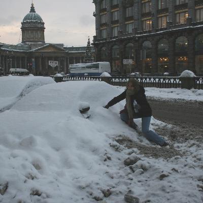 #17 Russie, l'expatriation de Lauriane