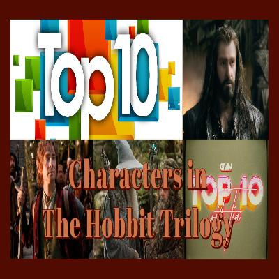 Top 10 Characters In The Hobbit Trilogy