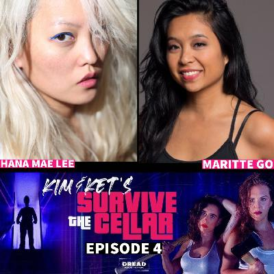 4: Maritte (Marty) Go and Hana Mae Lee