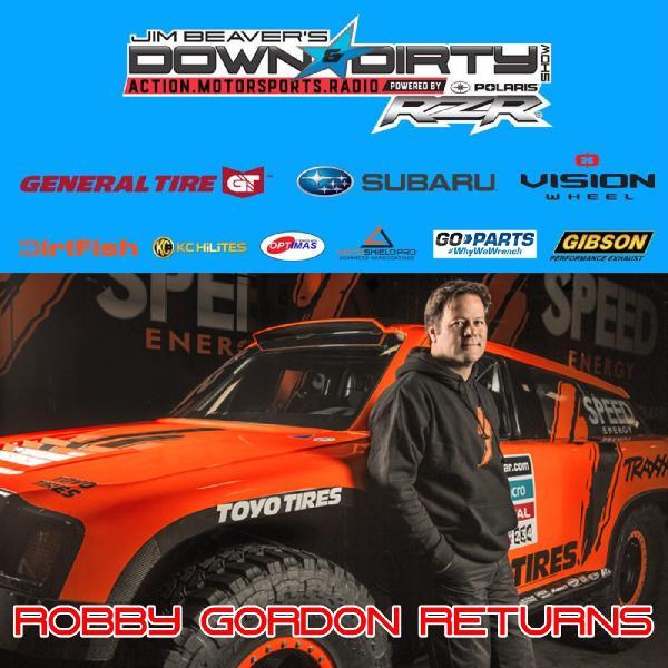 #363 – Robby Gordon Returns!
