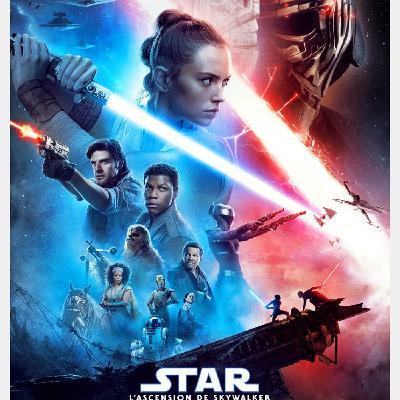 Critique du Film STAR WARS: L'ASCENSION DE SKYWALKER