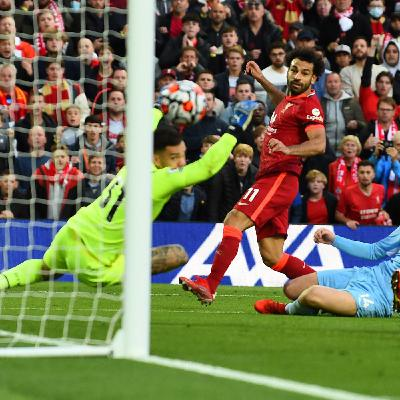 Post-Game: Liverpool 2 Man City 2 | Salah sensational as Reds held in sizzling Anfield showdown