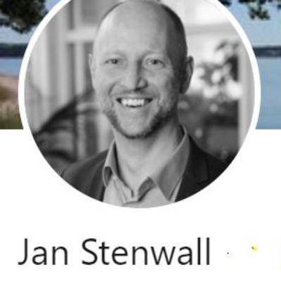 Digital arbetsplats adaption. Jan Stenwall, Jonas Jaani