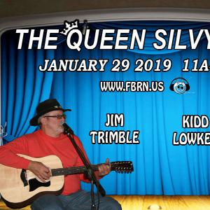 The Queen Silvy Show - January 29 2019