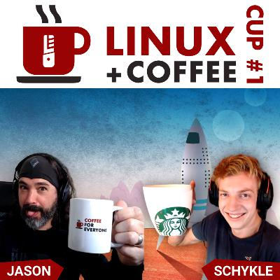 Linux + Coffee, Cup #1: Picking on Pop
