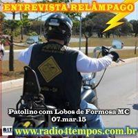 Rádio 4 Tempos - Entrevista Relâmpago 04