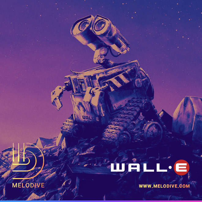 گپ دایو قسمت (65) | بررسی فیلم و موسیقی انیمیشن WALL-E