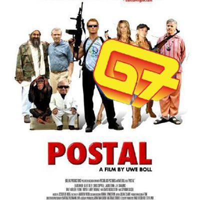 G7 - Episode 17 - Postal