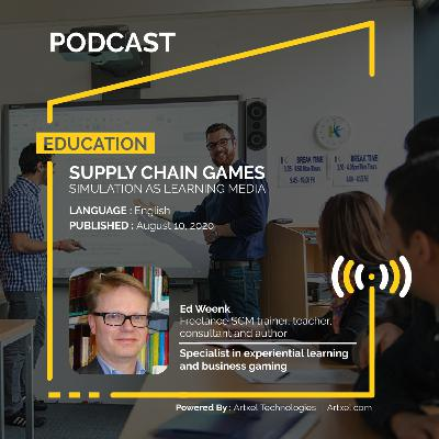94. Supply Chain Games Simulation as Learning Media