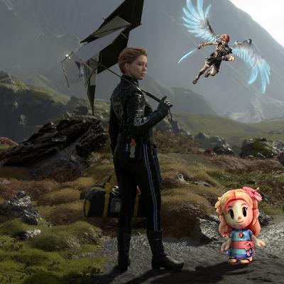 Papa, à quoi tu joues ? - 87 - Death Stranding / Immortals Fenyx Rising / Zelda : Link's Amawakeni