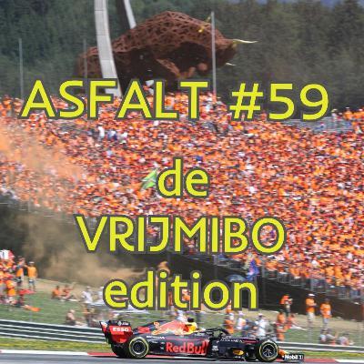 Midden in de zomerstop. Zin in Formule 1! - ASFALT #59