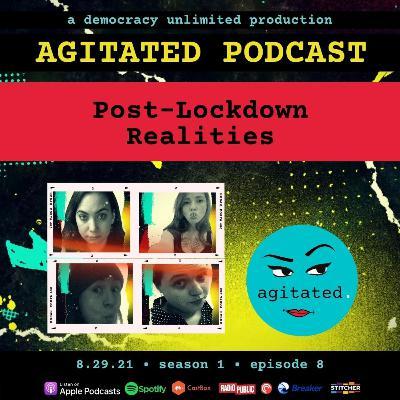 agitated. S1 Ep8. - Post-Lockdown Realities