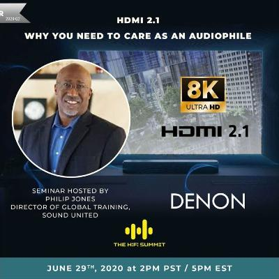 Denon   HDMI 2.1: Why You Need to Care as an Audiophile