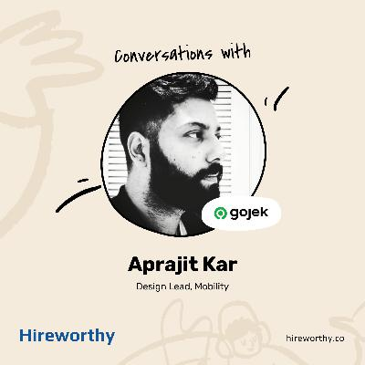 03 - Part 2 | Becoming a Design Manager w Aprajit Kar