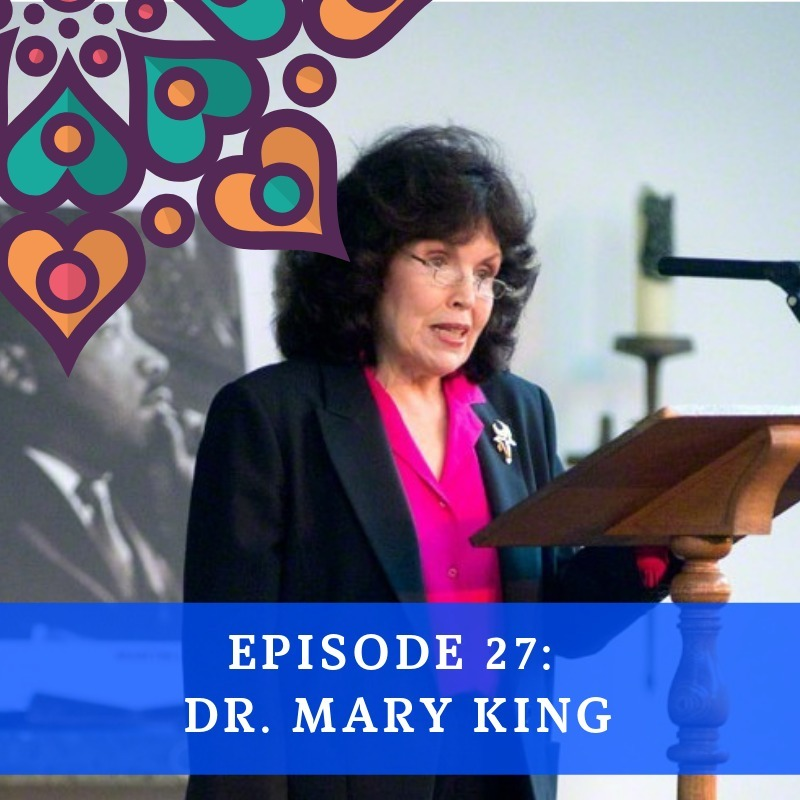 Episode 27 - Mary King