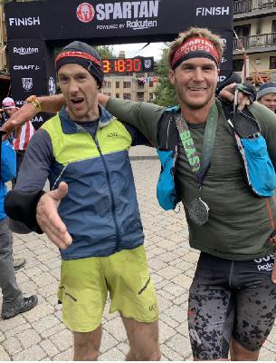 Spartan World Championships 2019 - Finish Line Tahoe