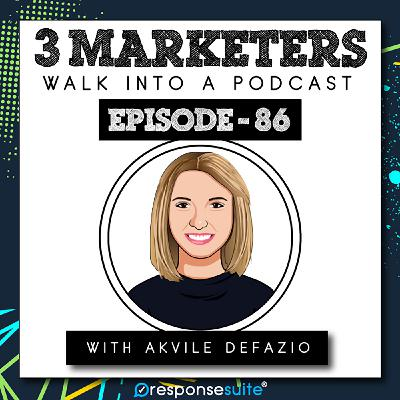086: How To Optimise Your Pinterest Ads [Akvile DeFazio]